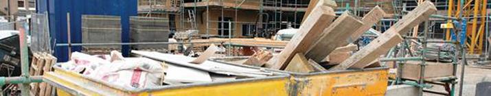 statybos atliekų išvežimas